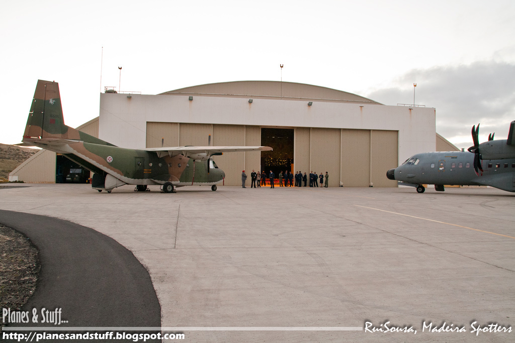 Planes and stuff: Mega Photo post - The C-295 implementation