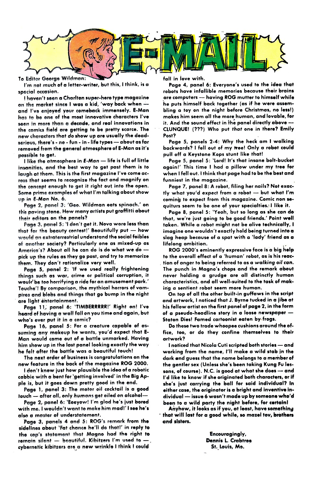 E-Man (1973) issue 9 - Page 24
