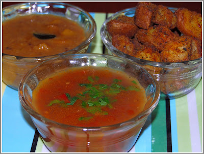 Sambar | Rasam | Potato Curry
