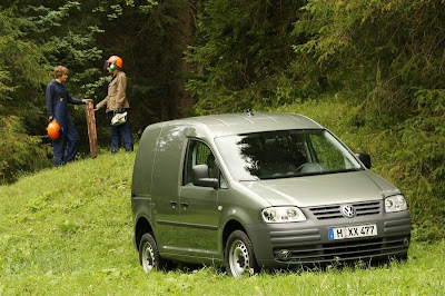 Auto Car Channels: IAA Debuts VW Caddy 4Motion Commercial Vehicles
