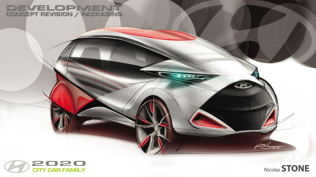 2020 hyundai city car concept 17 2020 Hyundai City Car Concept