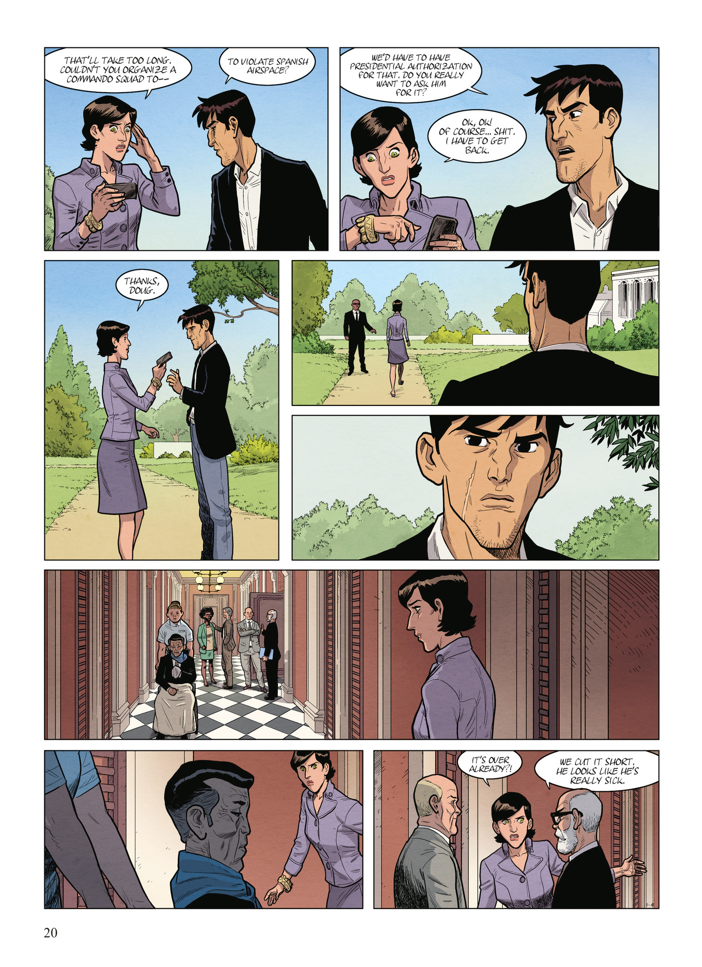 Read online Alter Ego comic -  Issue #9 - 22