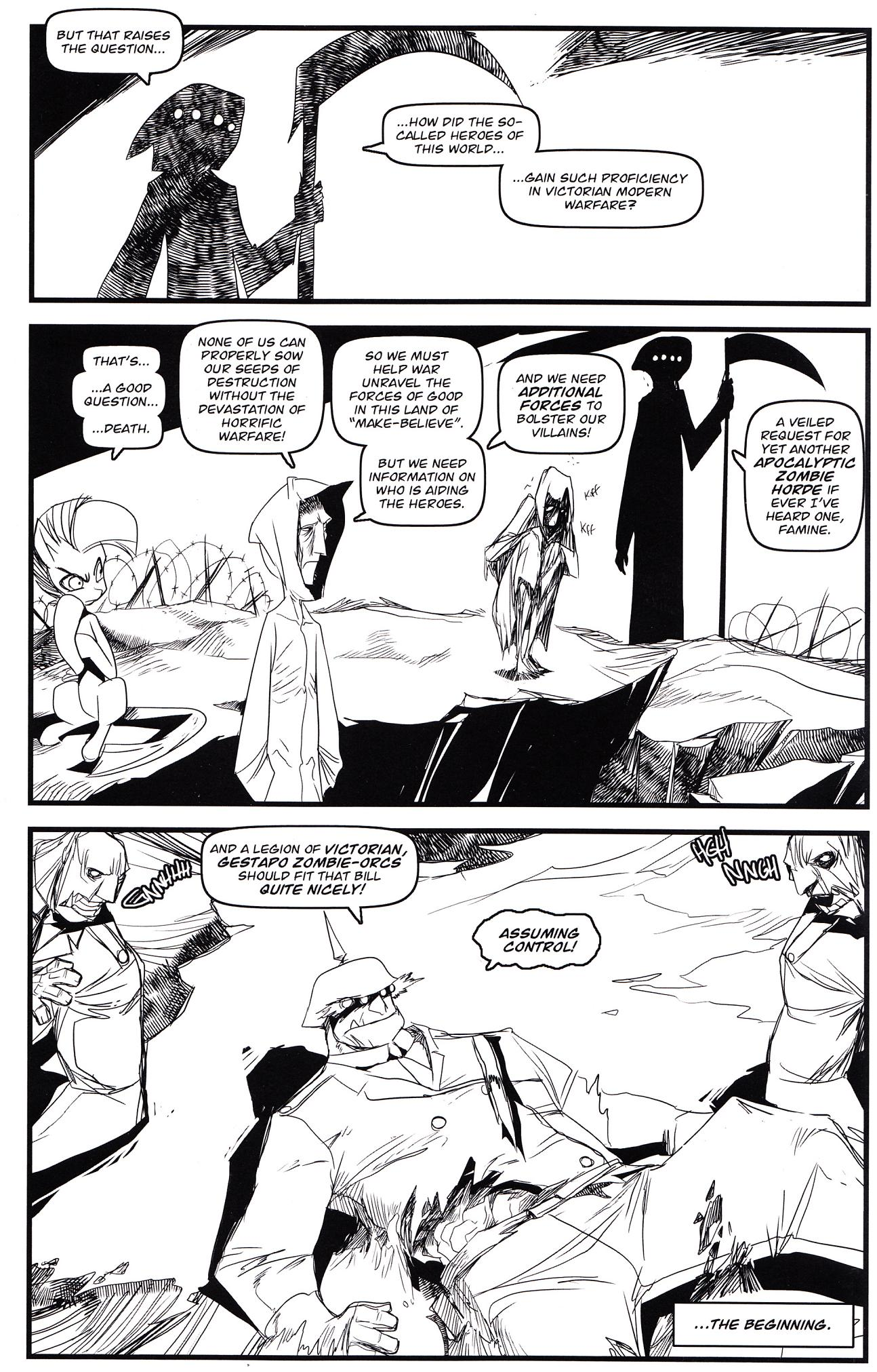 Read online Steampunk Fairy Tales comic -  Issue # Full - 11