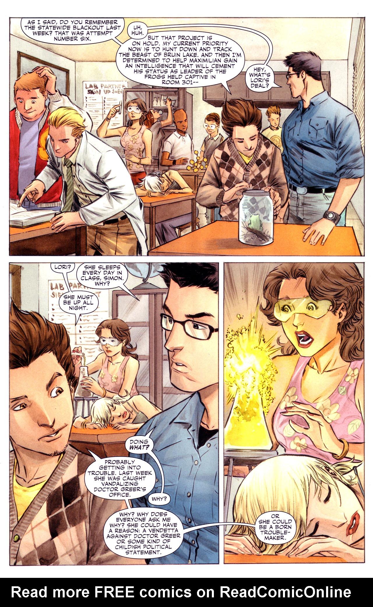 Read online Adventure Comics (2009) comic -  Issue #3 - 3