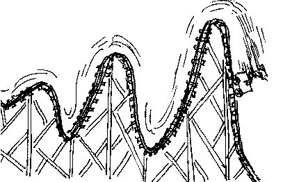 Writing Allsorts: A Writerly Roller Coaster