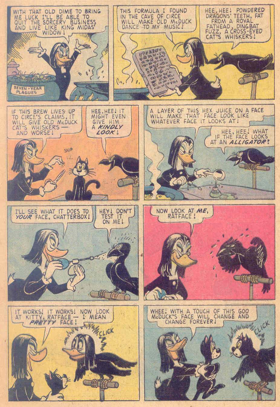 Read online Uncle Scrooge (1953) comic -  Issue #138 - 5