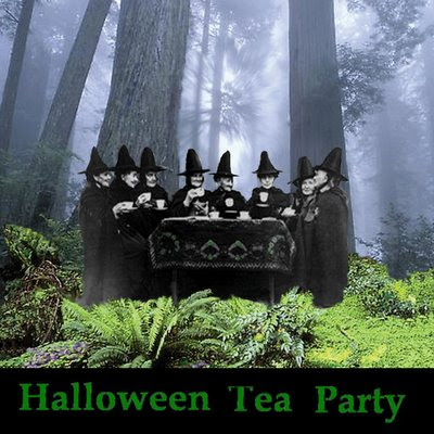 The Witches tea party sorry