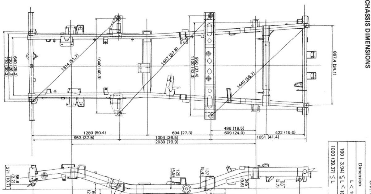2002 Ford Explorer Parts Diagram How To Draw A Venn With 3 Circles Chasis Dimension Suzuki Samurai - Free Download Repair Service Owner Manuals Vehicle Pdf