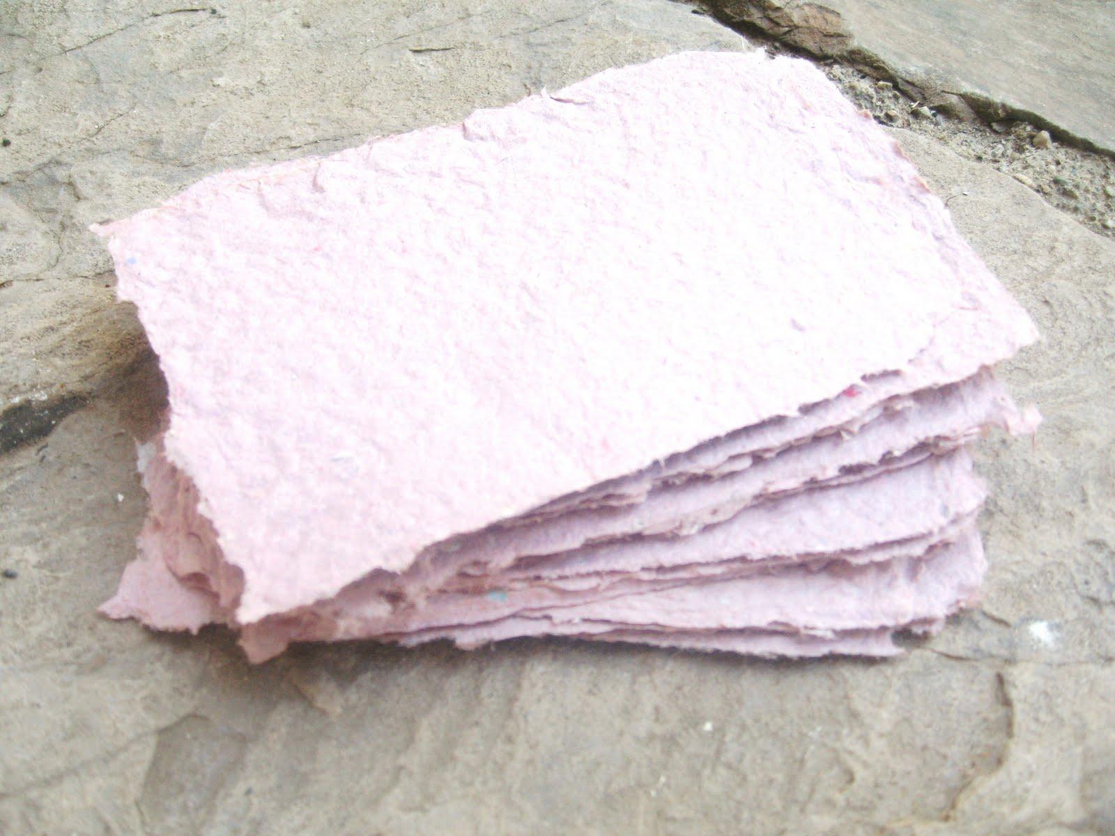 Paper Making - Zero Waste Home