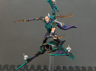 Email in: Dark Eldar list, and law student 40k blog to introduce - 3++