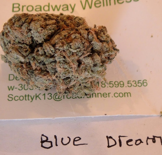 Blue Dream Strain Review