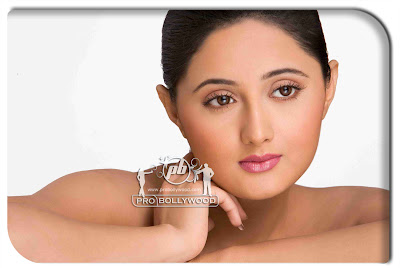 Hottest pic of beautiful actress Rashmi Desai appearing as Tapashya in Colors' serial UTTARAN