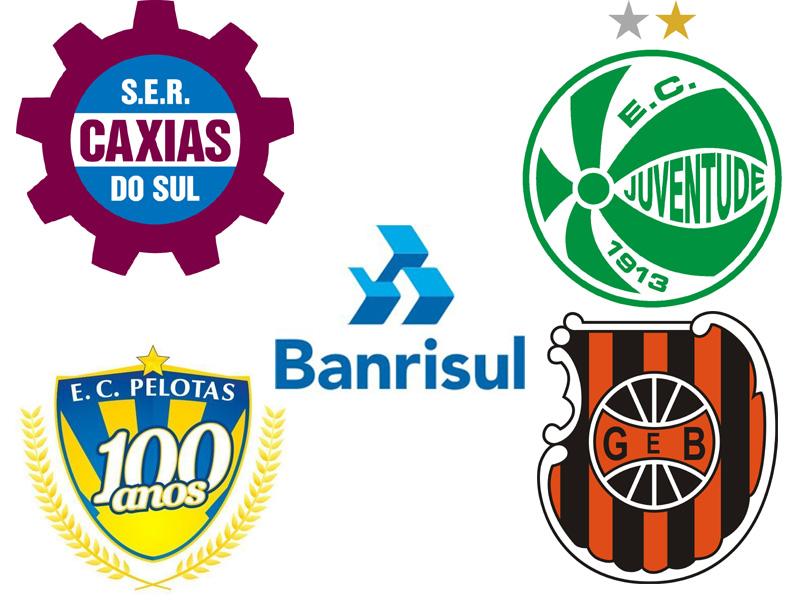 bbf6c6b854 Business Fut  Banco Banrisul vai patrocina mais quatro times no Rio ...