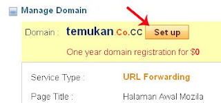 Cara Mengganti Domain Blogspot (Blogger) ke CO.CC