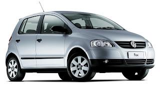 VW Fox camuflado en Argentina 3