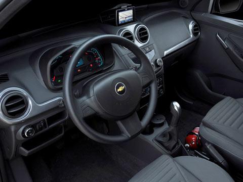 Brasil: Presentación de la Nueva Chevrolet Montana 5