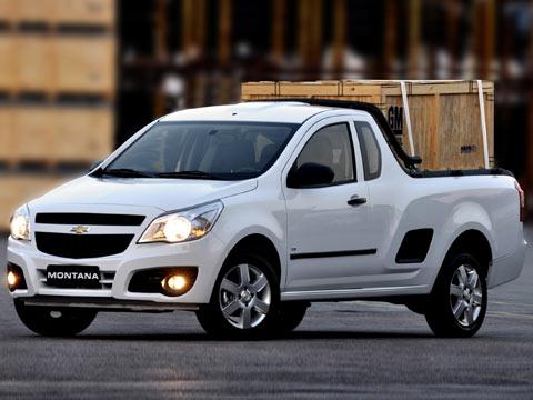 Brasil: Presentación de la Nueva Chevrolet Montana 3