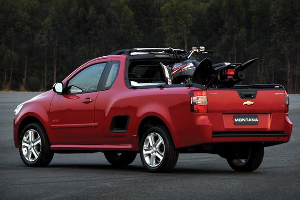 Brasil: Presentación de la Nueva Chevrolet Montana 4