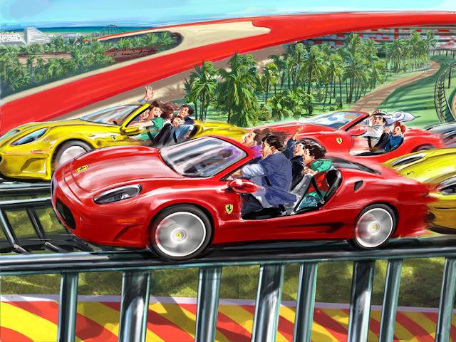 Ferrari World Abu Dhabi 5094 7