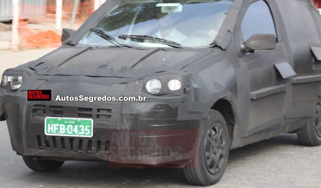2012 Fiat Palio Brazil 3