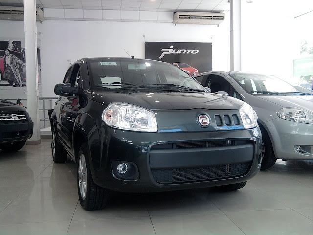 Contacto: Fiat Uno 1.4 Attractive 2