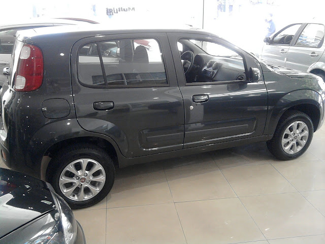 Contacto: Fiat Uno 1.4 Attractive 4