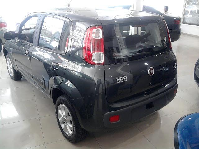 Contacto: Fiat Uno 1.4 Attractive 7