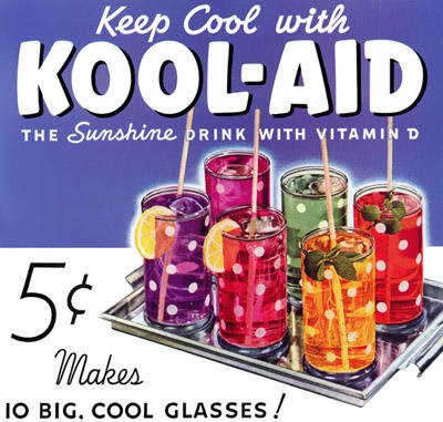 1937 KoolAid ad