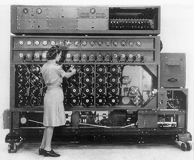 Bombe decoding machine