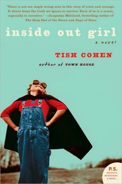 Review: Inside Out Girl, by Tish Cohen