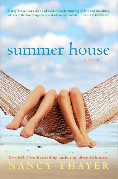 Review & Blog Tour: Summer House by Nancy Thayer