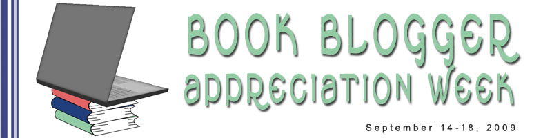 Book Blogger Appreciation Week Meme!
