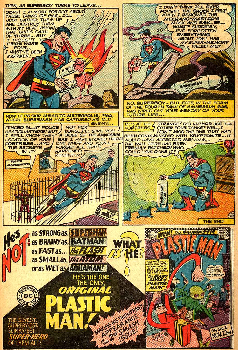 Superboy (1949) issue 135 - Page 16