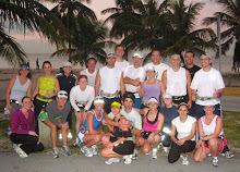 2007-2008 Roadrunners - Footworks Miami Marathon Training Group