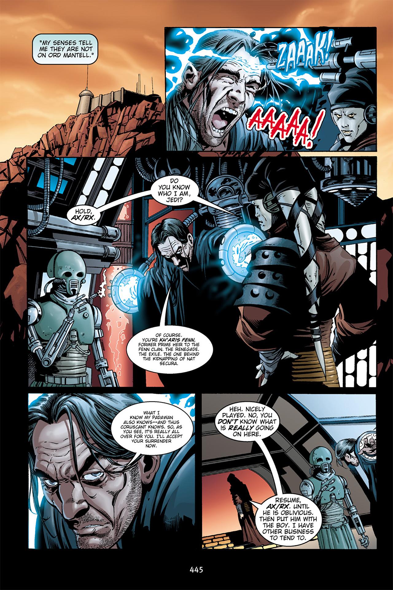 Read online Star Wars Omnibus comic -  Issue # Vol. 15.5 - 163