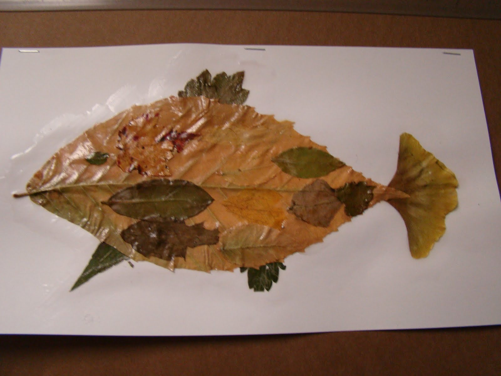 Leaf Animals… – MC Baker