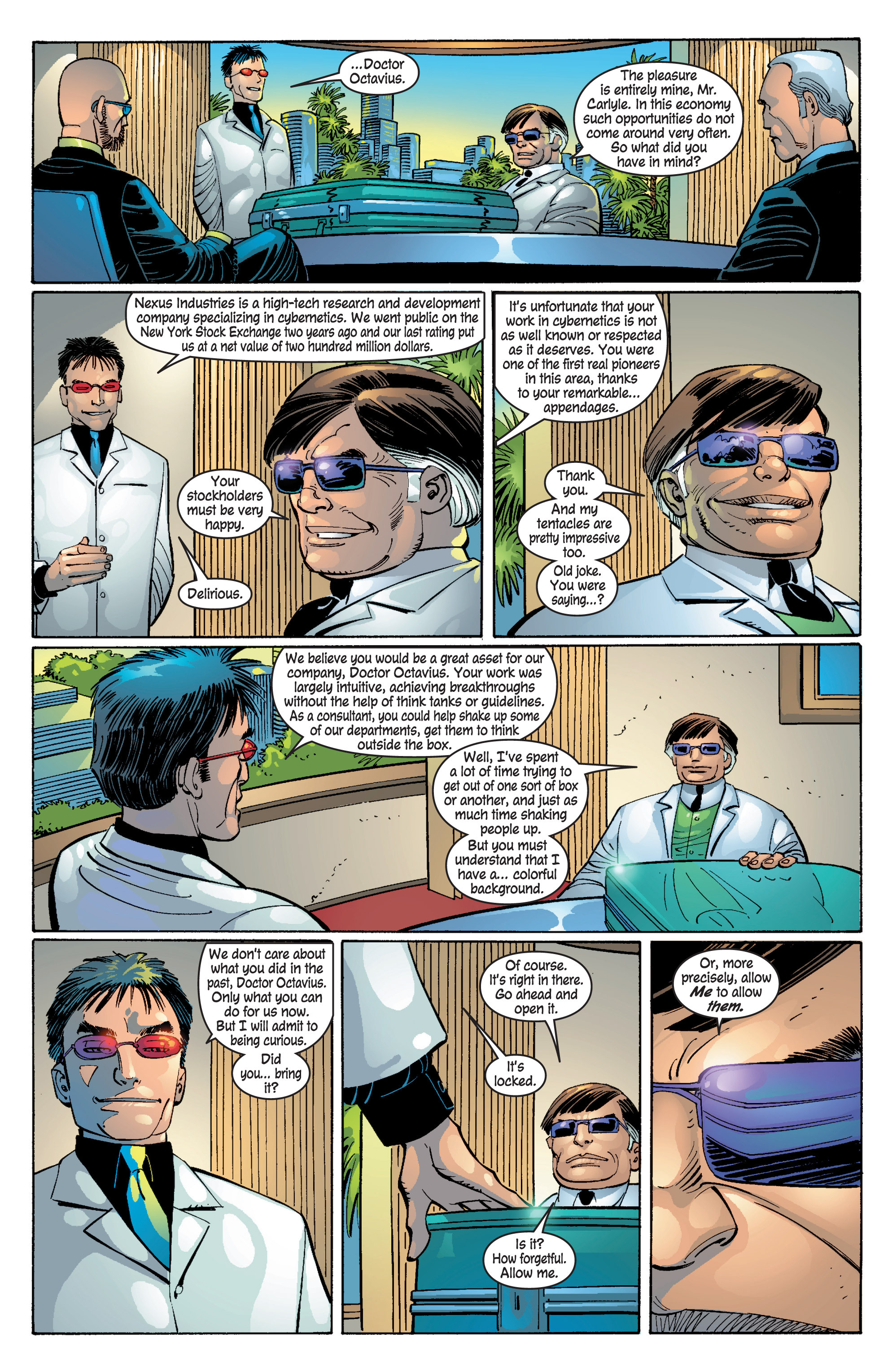 The Amazing Spider-Man (1999) 43 Page 2