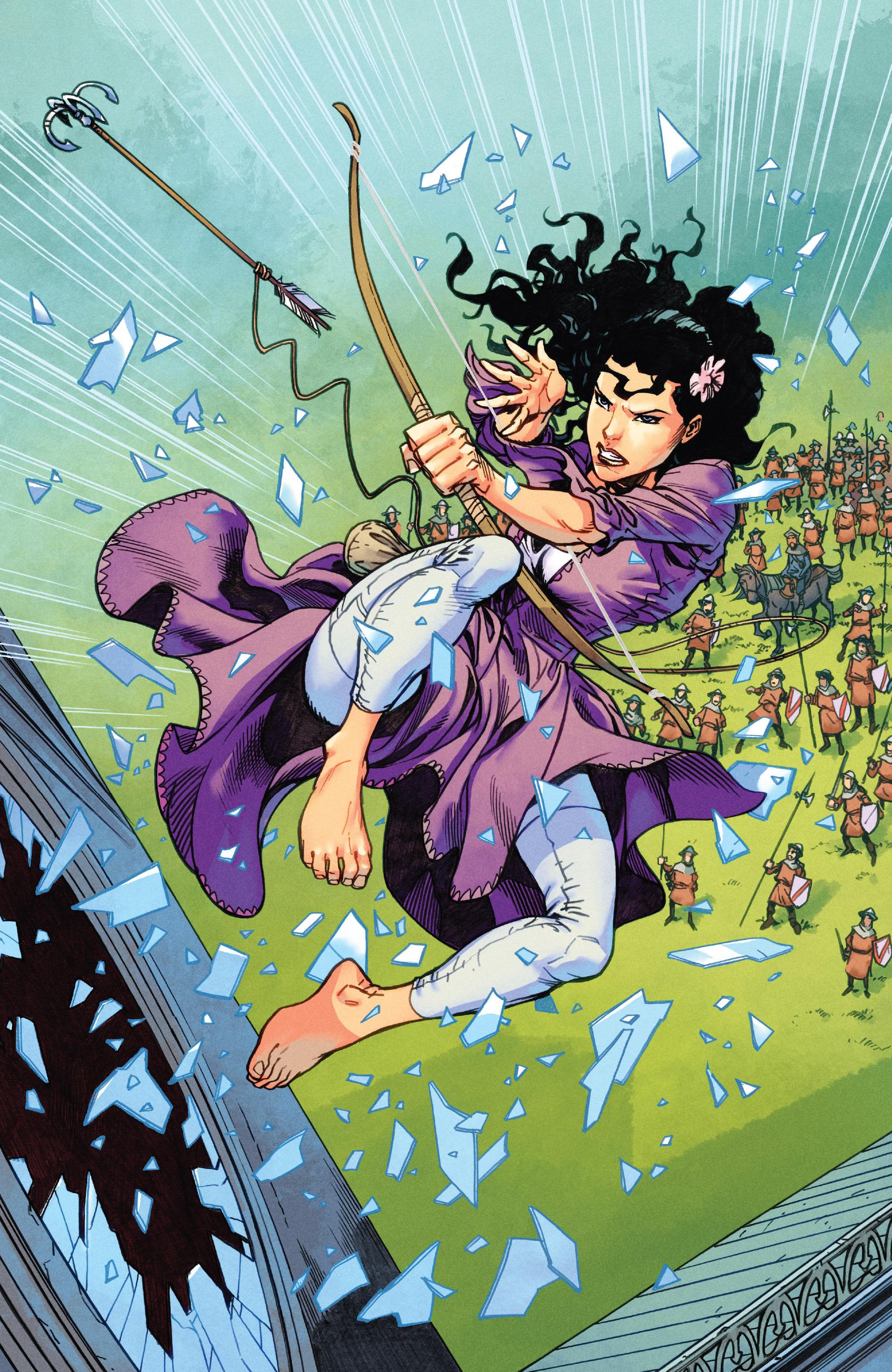 Read online Secret Wars Journal/Battleworld comic -  Issue # TPB - 13