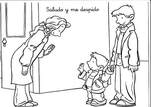 Image Of Dibujos Para Pintar De Saludos En Ingles Resultado De