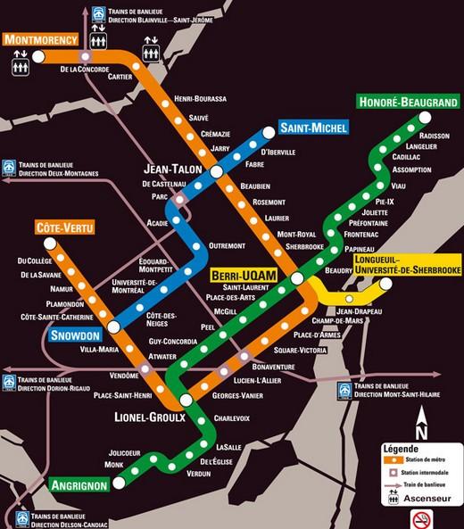 canada france moi plan du metro de montreal. Black Bedroom Furniture Sets. Home Design Ideas