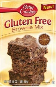 Betty Crocker Gluten Free Cake Mix Ingredients