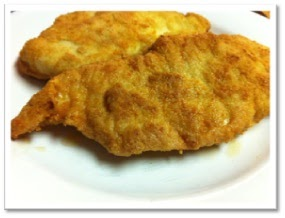 Extraordinary Life Oatmeal Parmesan Crusted Chicken Cutlets