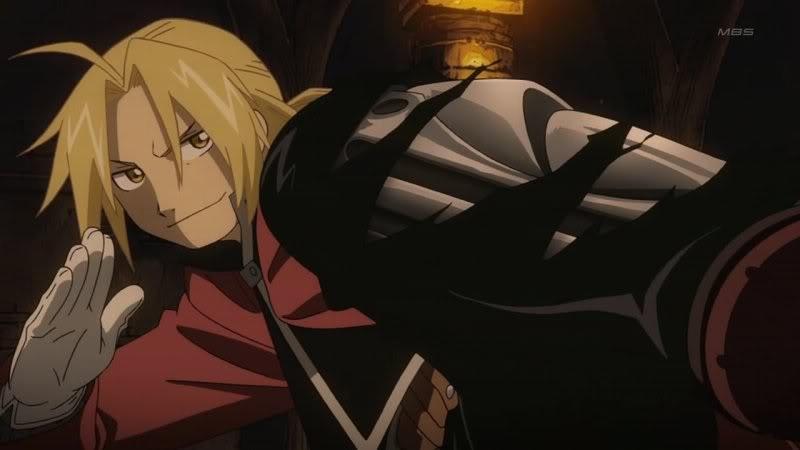 -BROTHERHOOD SCREENSHOTS-: Edward Elric - Fullmetal Alchemist