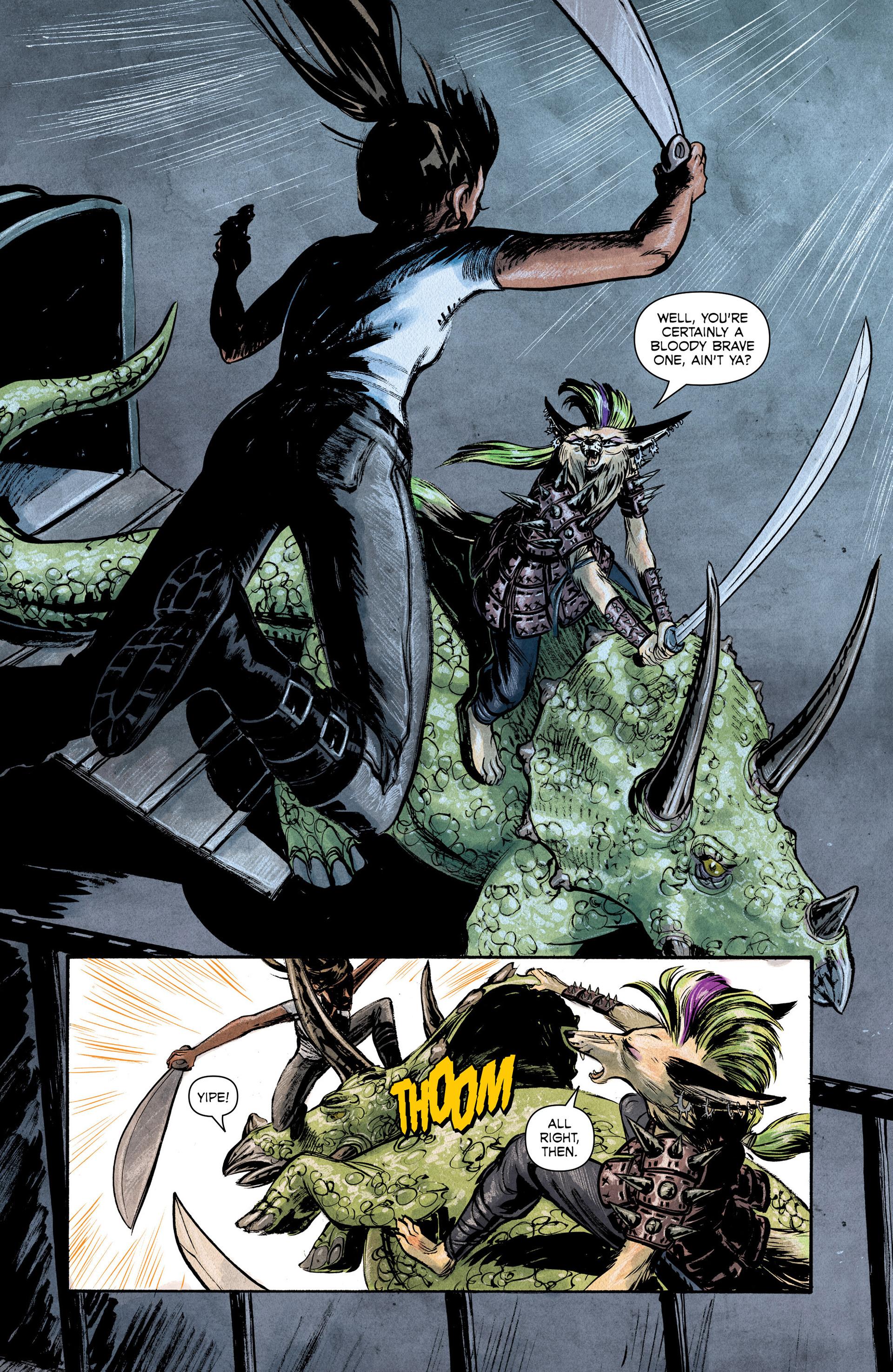 Read online Shutter comic -  Issue #6 - 11