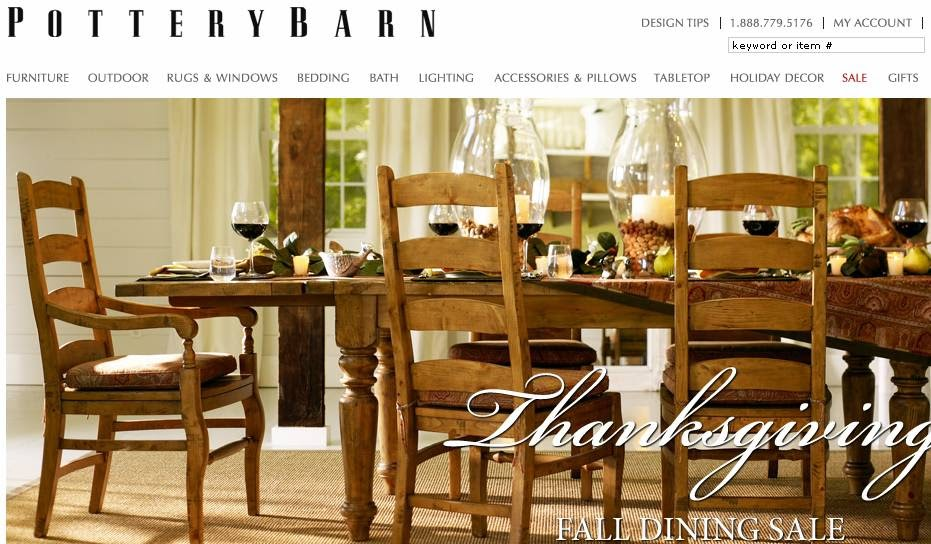 Desert Girl On Kuwait The Pottery Barn Is Coming To Kuwait