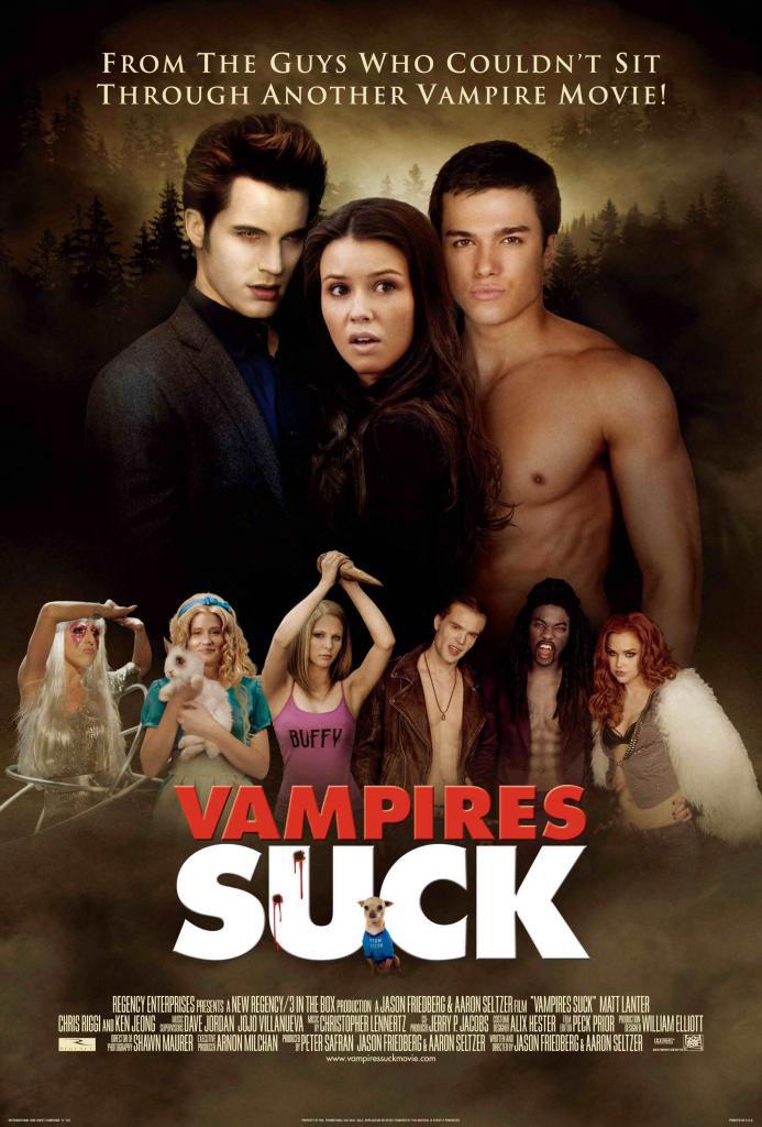 New Movies Suck 109