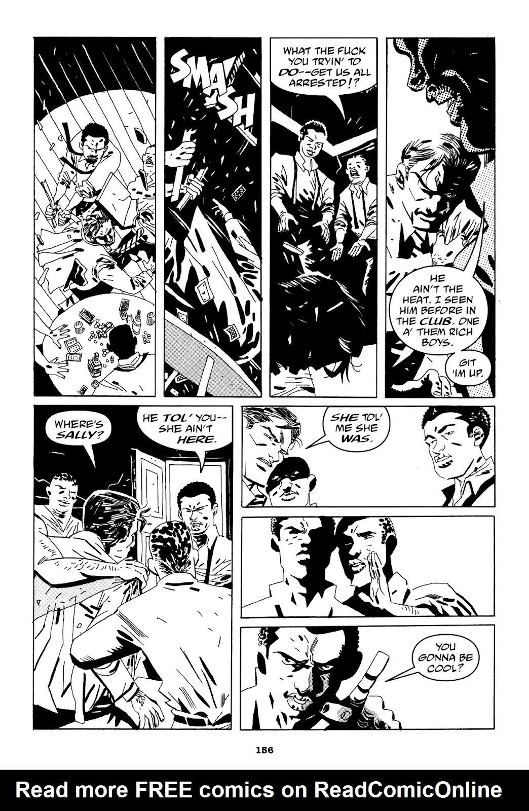 Read online Filthy Rich comic -  Issue # TPB (Part 2) - 61