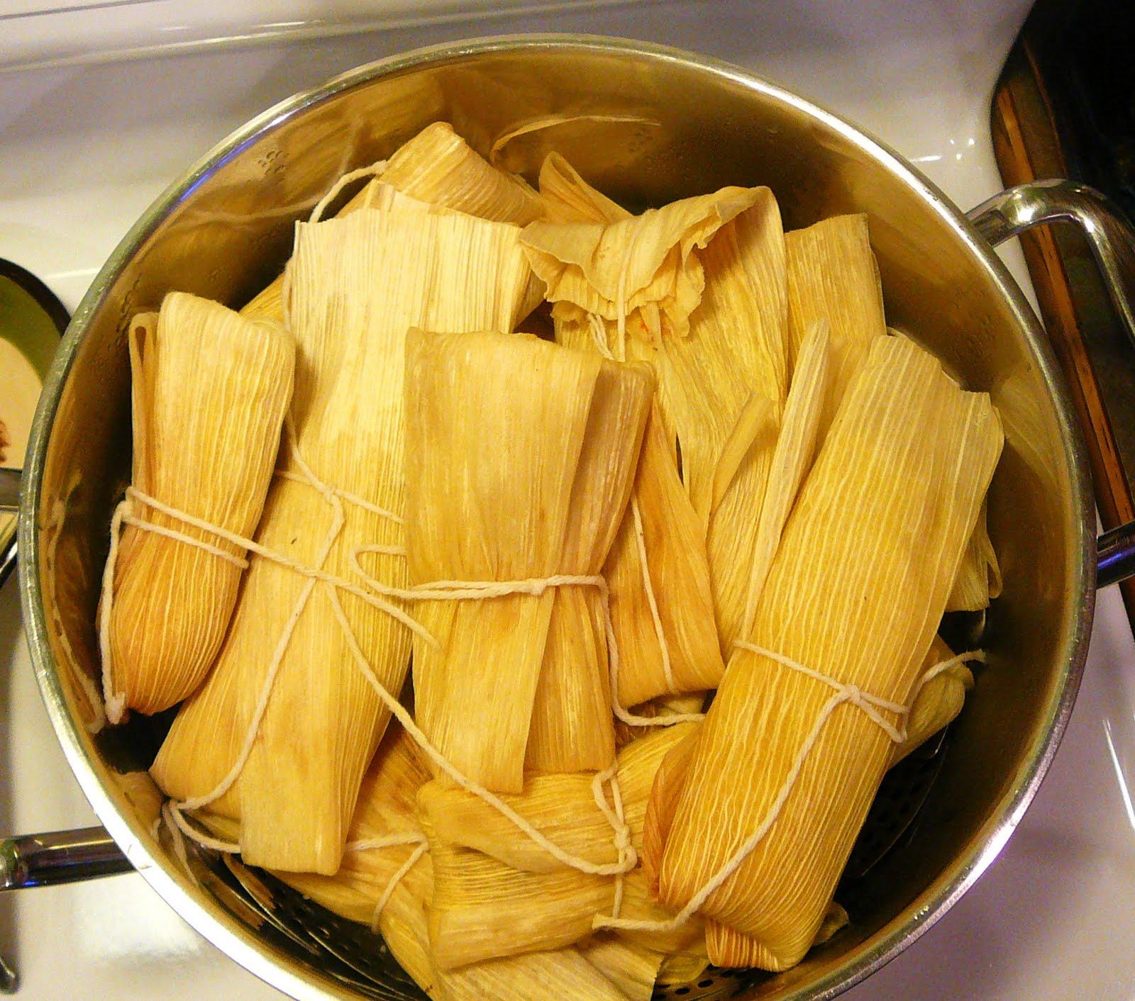 Best Basic Tamales Recipe — Dishmaps