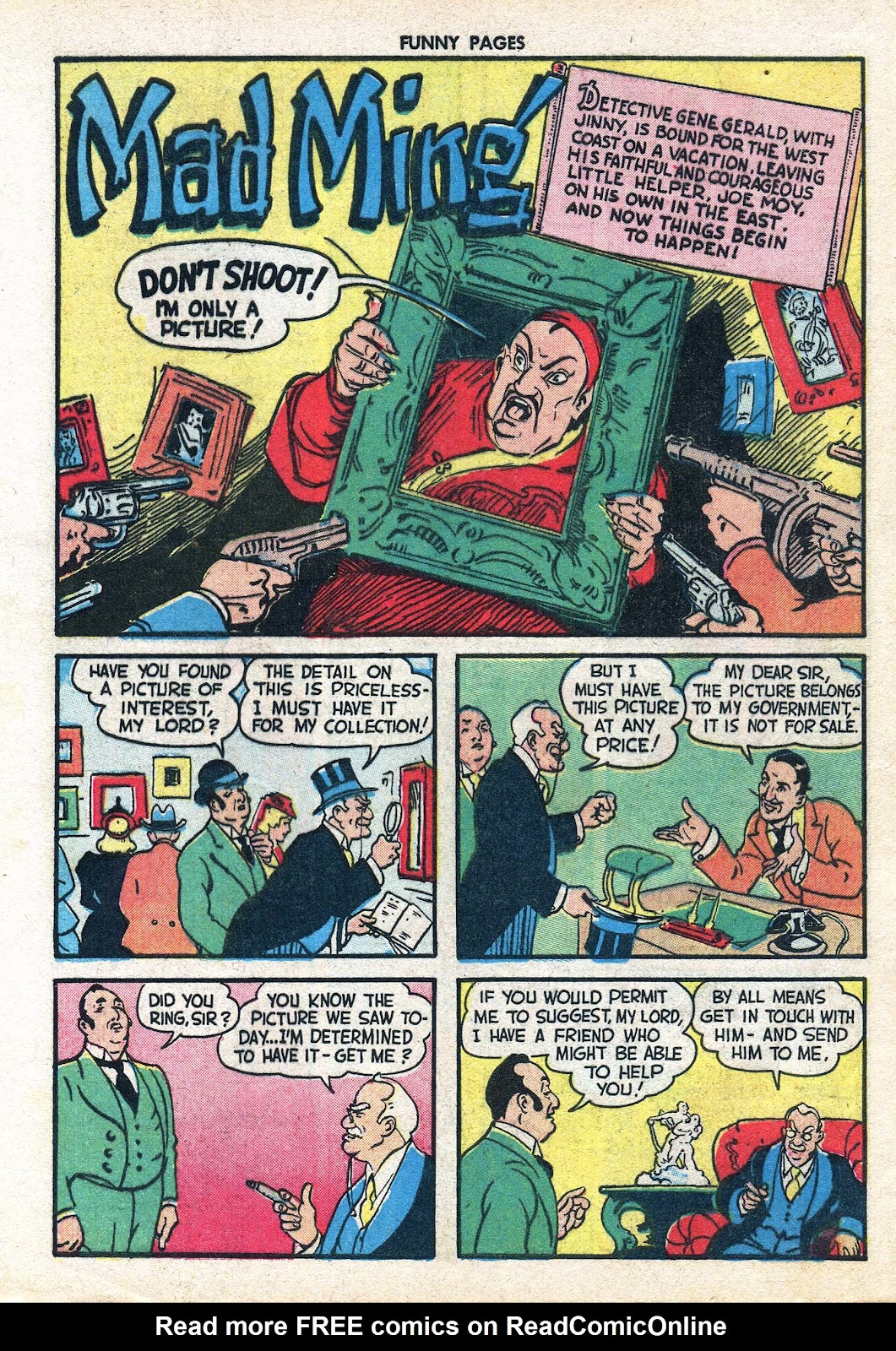 Funny Pages issue 42 - Page 11