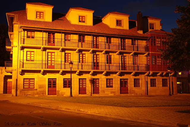 Biblioteca Ferrol por Silvia Pato